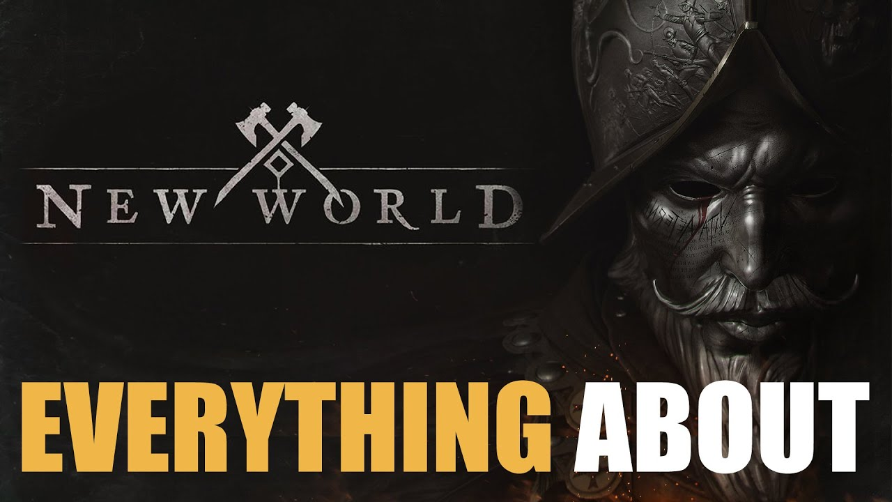 Everything About New World Amazon s Atypical MMORPG