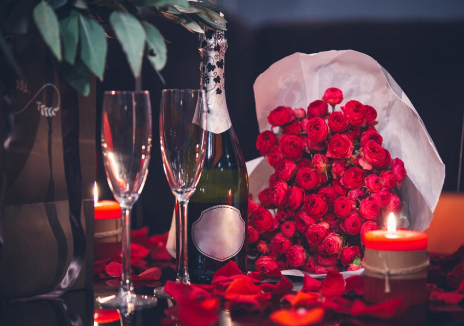 Prepare a fancy dinner for Valentines Day | Junk Mail