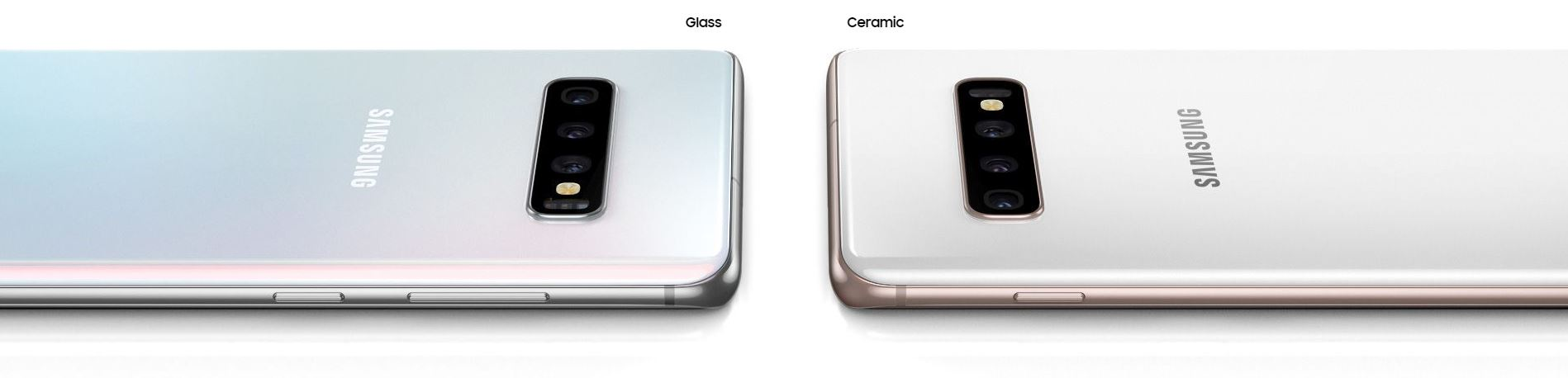 Samsung Galaxy S10 Range Materials | Junk Mail