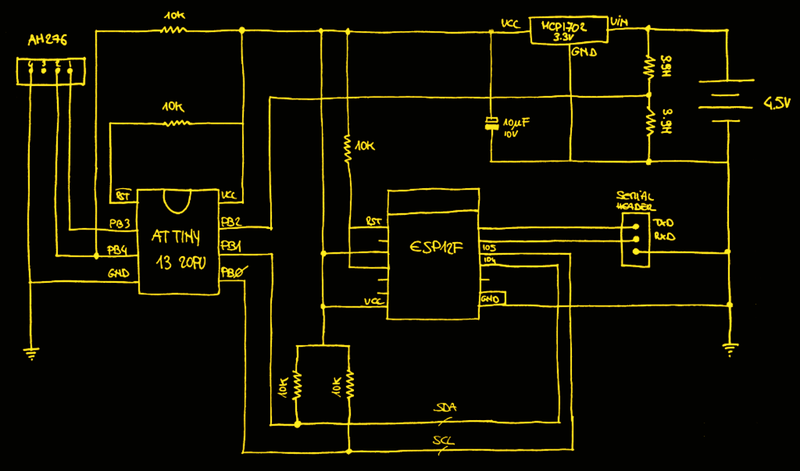 Gas Meter Schematic 1