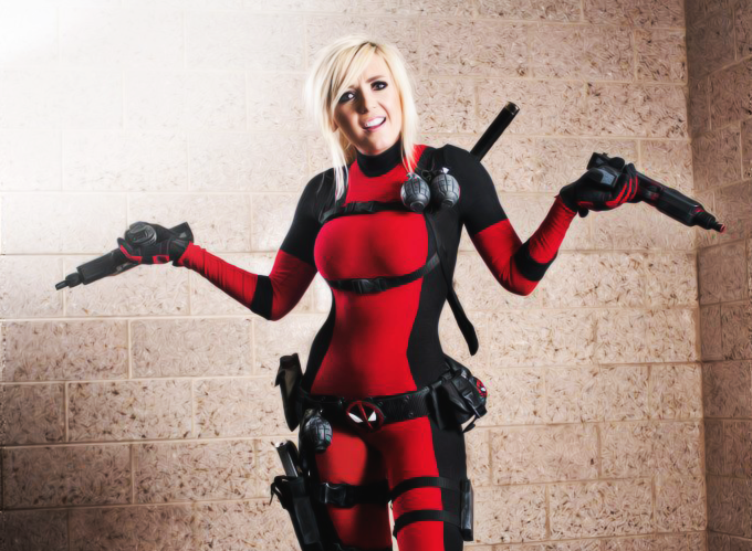 Deadpool Jessica Nigri