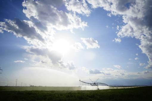 Irrigation, GWP