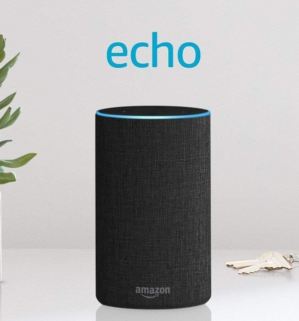 Amazon Echo 2nd Generation Smart Speaker | Junk Mail